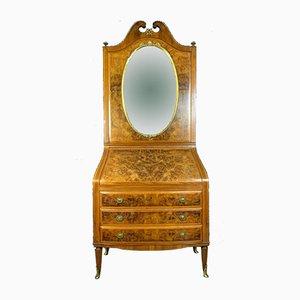 Napoleon III Inlaid Walnut Chest of Drawers