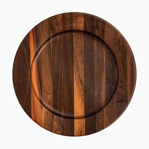 Danish Rosewood Coasters Attributed to Jens Quistgaard, 1950s, Set of 10