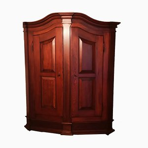 Antique Cabinet in Mahogany Wood
