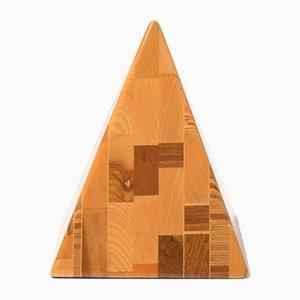 Pyramid Skulptur von Pino Pedano, 1970er