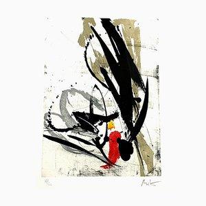 Jean Miotte, Abstrakte Komposition, 1994, Radierung