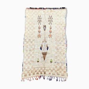 Vintage Berber Carpet Azilal, 1980s