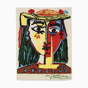 Tapis par Pablo Picasso pour Desso, 1994