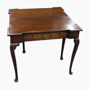 Oak Card Table, 1780s