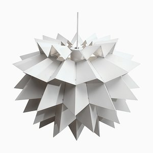 Ceiling Lamp by Anton Fogh Holm & Alfred J. Andersen for Nordisk Solar, 1960s