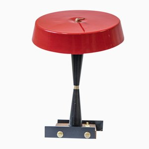 Enlightenment Table Lamp by Oscar Torlasco for Lumi, 1950s
