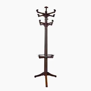 Antique Coat Rack, 1910s