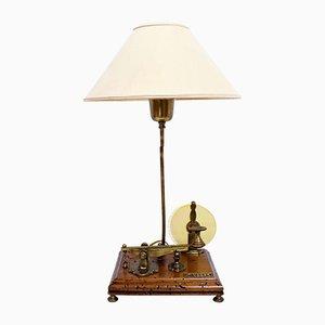 Morse Telegraph Table Lamp, 1960s
