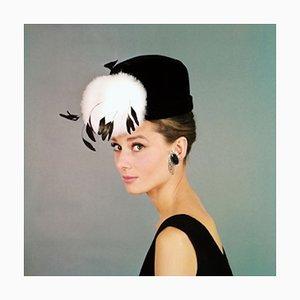 Audrey Hepburn Framed in Black