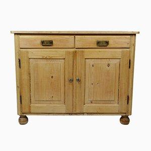 Mueble antiguo de pino