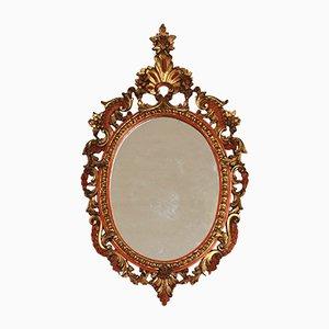 Specchio antico in stile barocco, inizio XX secolo