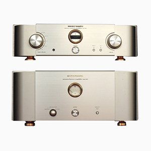 Vintage MA 9 S1 / SC7 S1 Amplifters from Marantz, 1992, Set of 2