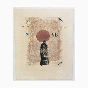 James Coignard, Carborundum, Radierung, 1978