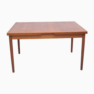 Mid-Century Teak Dining Table by Kaj Winding