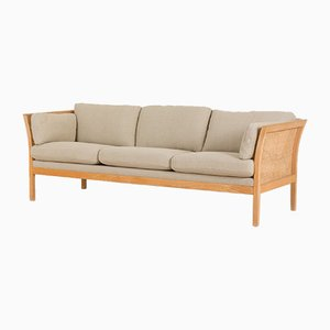 Scandinavian 3-Seat Sofa attributed to Arne Norell, Denmark, 1970s