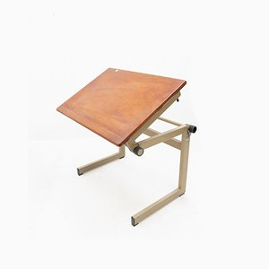 Small Industrial Drawing Table from Marko, Holland, 1962