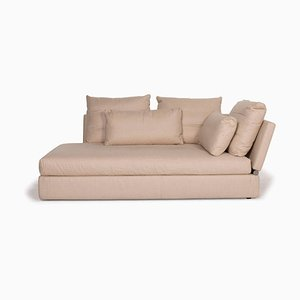 Sunny Fabric 2-Seater Sofa in Beige from Flexform