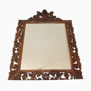 Mirror in Carved Frame, 1940s