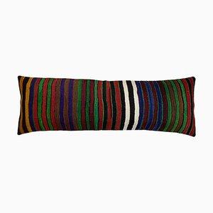 Long Handmade Kilim Pillow Cover