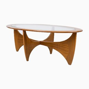 Mid-Century Astro Coffee Table by Victor Wilkins for G-Plan, 1960s