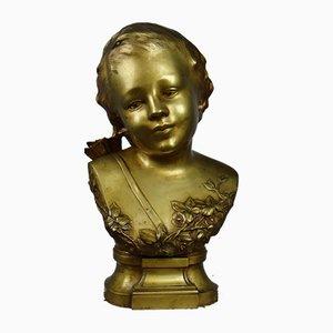 Theodore Ludwig Tholenaar, Bronze Bust
