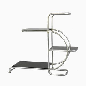 Bauhaus Plant Stand by Emile Guyot for Thonet, 1930s
