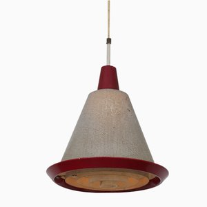 Dutch Ceiling Lamp from Hiemstra Evolux, 1950s