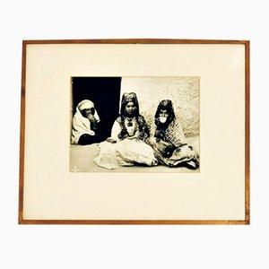 Lehnert & Landrock, Silver Gelatin Photograph, 1924