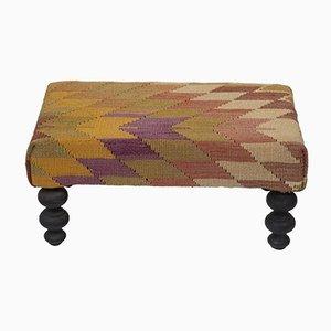 Turkish Geometrical Footstool