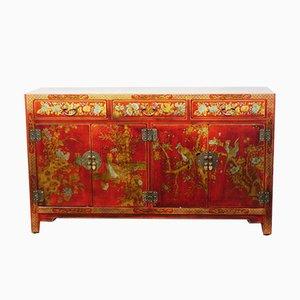 Fein Eingerichtetes Chinesisches Sideboard, 1990er