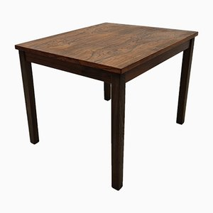 Mid-Century Rosewood Side Table, 1960s