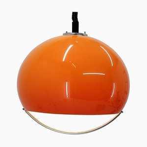 Ceiling Lamp from Harvey Guzzini, 1970s
