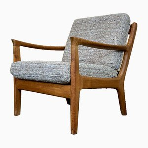 Danish Teak Easy Chair from Juul Kristensen, 1960s