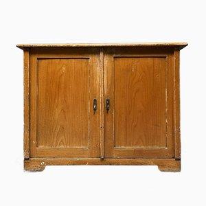 Pine 2-Door Wardrobe