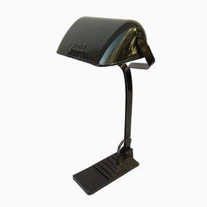 Vintage 6676/1 Art Deco Schreibtischlampe von Horax