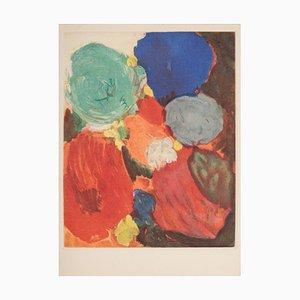 Unknown , Composition , Original Etching , 20th Century