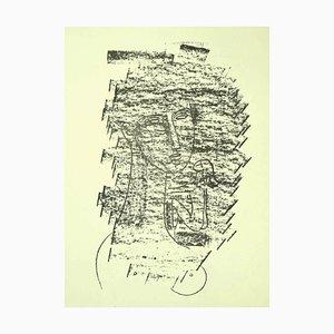 Mario Tozzi, Woman, Mid-20th Century, Original Lithograph