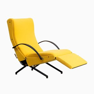 P40 Lounge Chair by Osvaldo Borsani for Tecno, 1950s