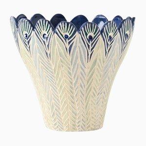 Peacock Vase by Atelier Kas