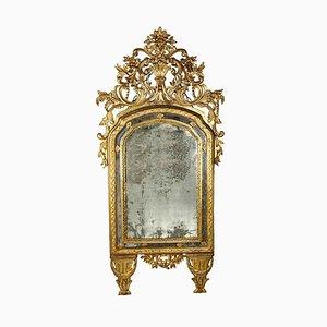 18th Century Golden Mirror