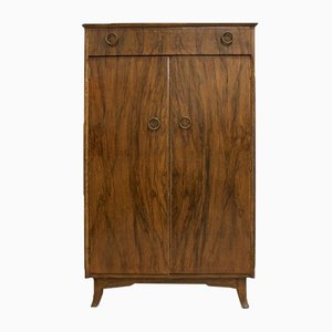 Vintage Oak Cupboard or Tallboy, 1950s