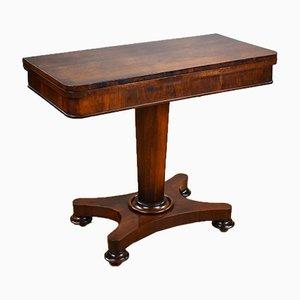 Palisander Spieltisch