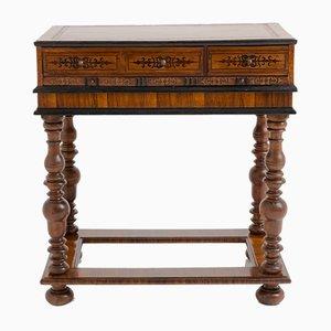 Antiker süddeutscher Spieltisch