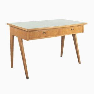 Scandinavian Wooden Desk, 1960s