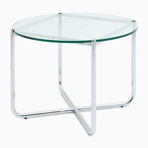 Tavolino MR 10 vintage di Ludwig Mies van der Rohe per Knoll Studio
