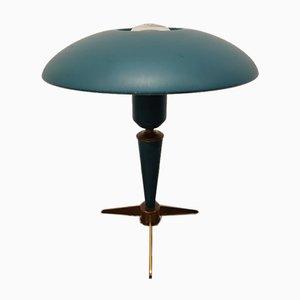 Dreibeinige Mid-Century Modern Tischlampe von Louis Kalff für Philips, 1950er