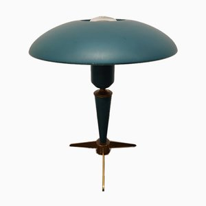Vintage Mid-Century Modern Tripod Table Lamp by Louis Kalff for Philips, 1950s