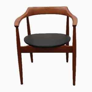 Sedia da scrivania Mid-Century, anni '60
