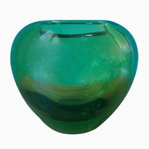 Small Heart Vase by Per Lütken for Holmegaard, 1956