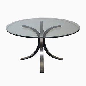Italian Dining Table by Osvaldo Borsani for Tecno, 1960s